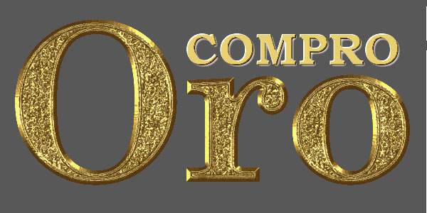 M&A Gold - Compro oro